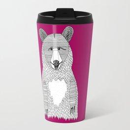 This bear Travel Mug
