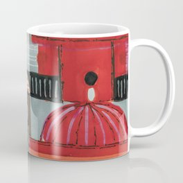 Balloon Palace Coffee Mug