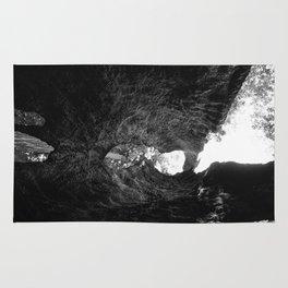 Inside A Redwood Tree Rug