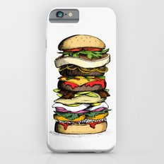 Now THIS is a burger. iPhone 6s Slim Case
