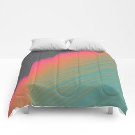Sunset Tide Comforters
