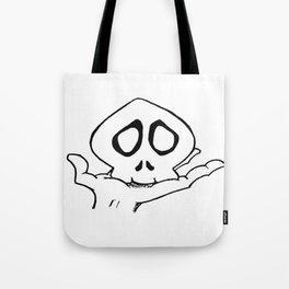 Alas poor Yorick Tote Bag