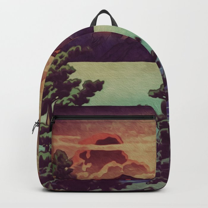 Diving into the Details at Hon Backpack