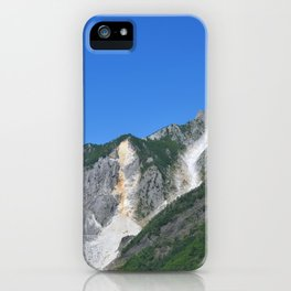 Marble Mountain iPhone Case