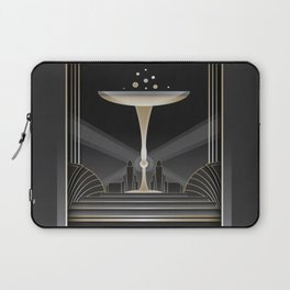 Art deco design VI Laptop Sleeve