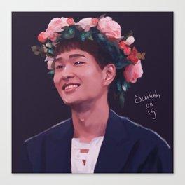 Cutie Onew Canvas Print