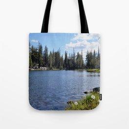 mosquito lake wishes Tote Bag