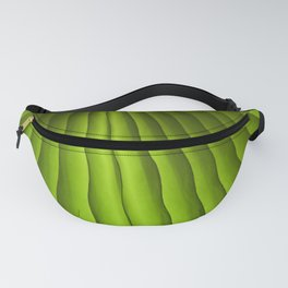 Yes, Pleats Fanny Pack