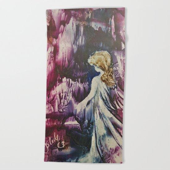 Lost Girl Beach Towel