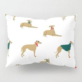 Greyhound love Pillow Sham