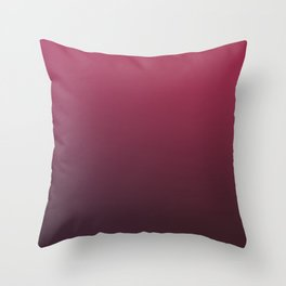 DARK PERSONALITY - Minimal Plain Soft Mood Color Blend Prints Throw Pillow