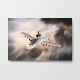 Thunderstorm Metal Print
