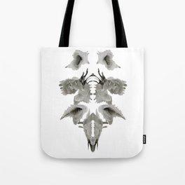Rorschach Composition Tote Bag