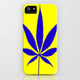 Weed Hash Bash iPhone Case
