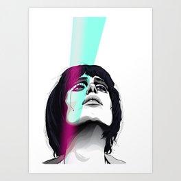 //ANNIE/TEARS Art Print