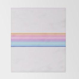 Vintage T-shirt No11 Throw Blanket