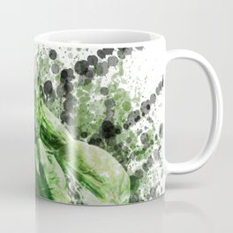 Green Hero Coffee Mug