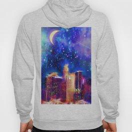 Starry Night Los Angeles Hoody
