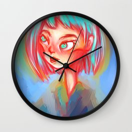 ICE Wall Clock