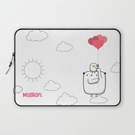 Juntos llegaremos tan alto Laptop Sleeve
