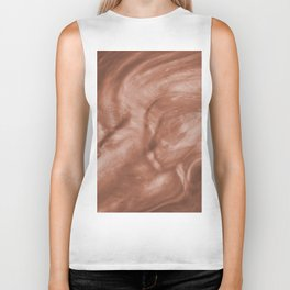 Flowing Pearlescent Haze Sherwin Williams Canyon Clay Biker Tank