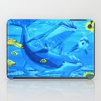 underwater iPad Cases featuring Underwater by maggs326