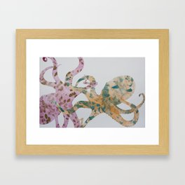 Miscommunication Framed Art Print