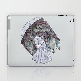 Black Cloud Laptop & iPad Skin