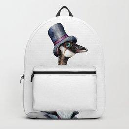 Victorian Gentleman Goose Backpack