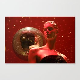 Mirrorball II. Canvas Print