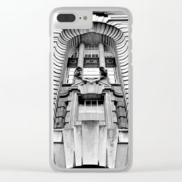 Admiralty Arch Clear iPhone Case