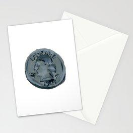 Quarter Stationery Cards