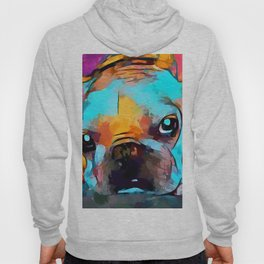 French Bulldog 3 Hoody