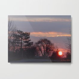 Its Going to be a Great Day Metal Print