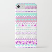 kris tate iPhone & iPod Cases featuring ▲TWIN SHADOW ▲by Vasare Nar and Kris Tate  by Kris Tate