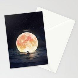 Mi Amiga Luna Stationery Cards