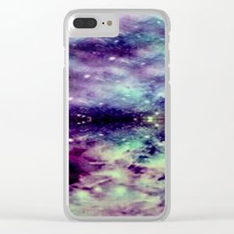 art-53 Clear iPhone Case