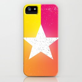 Splatstar iPhone Case
