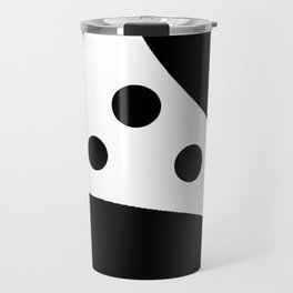 Bubble Black by JC LOGAN for SB Travel Mug