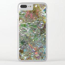 Magic Aura Clear iPhone Case