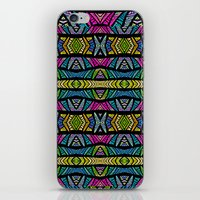 xoxo iPhone & iPod Skins featuring XOXO by Klara Acel