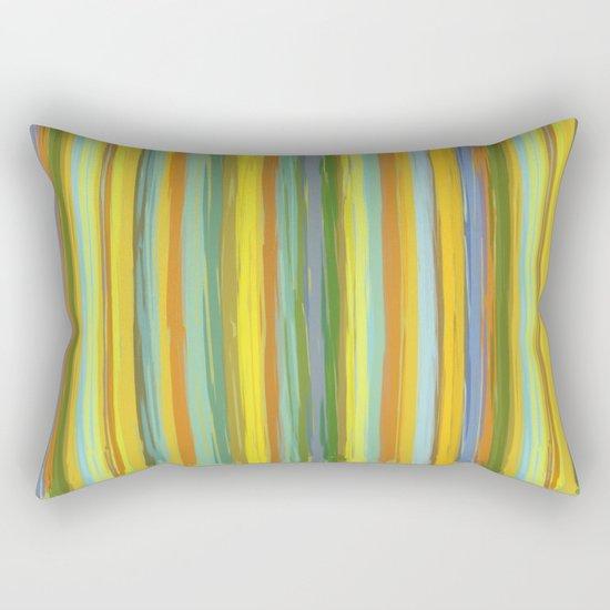 Autumn Hues #6 Rectangular Pillow