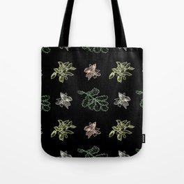 Quercus (black) Tote Bag