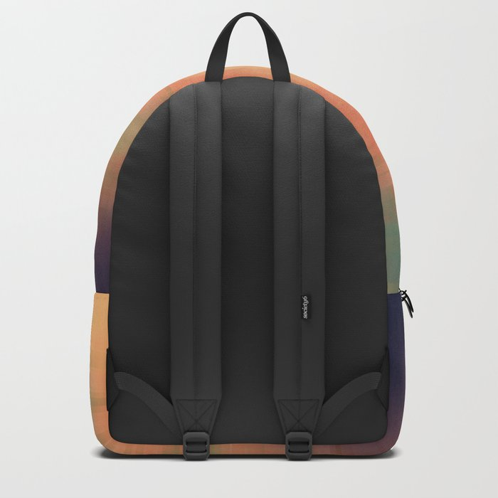 Tie Dye Sunset Backpack