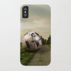the north iPhone X Slim Case