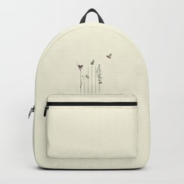 Music and nature Backpack