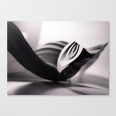 Paper Sculpture #1 Canvas Print