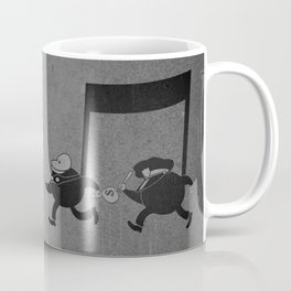 Chase scene music. Coffee Mug