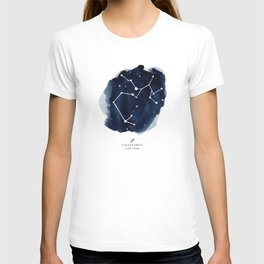 Zodiac Star Constellation - Sagittarius T-shirt