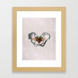 P&R Framed Art Print